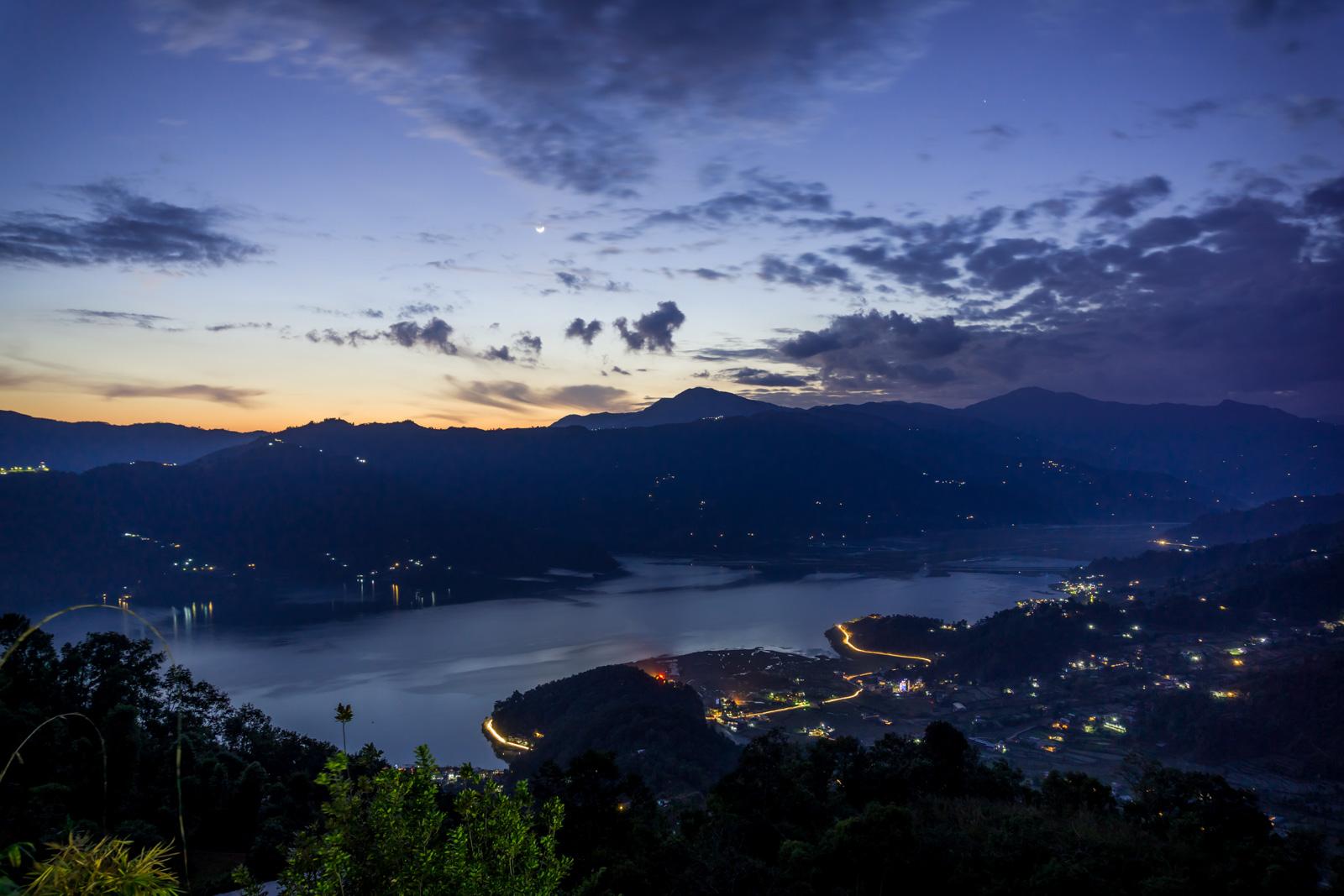 Phewa Lake view